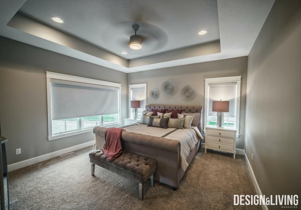 Footitt Homes Master Bedroom