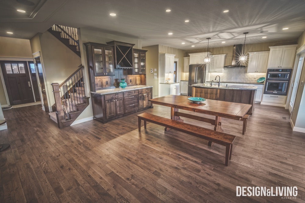Footitt Homes Kitchen Design By Beth Kemmer CKD CLC Wood Specialists And