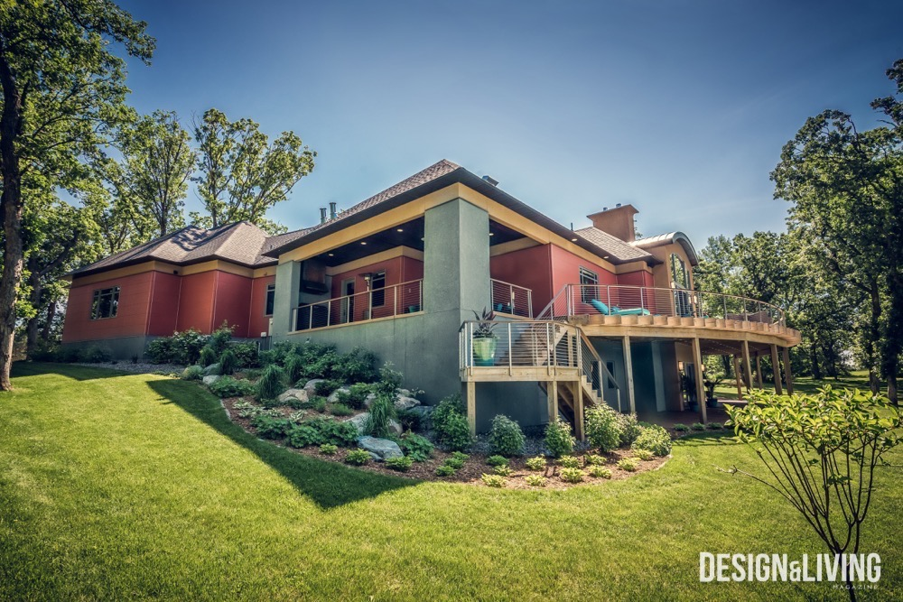 Home of Heidi and Todd Lockaby, Design Direction, Mark Stone Construction, Architect Chris Doehrmann, Ben Hovde of Lawn & Limb