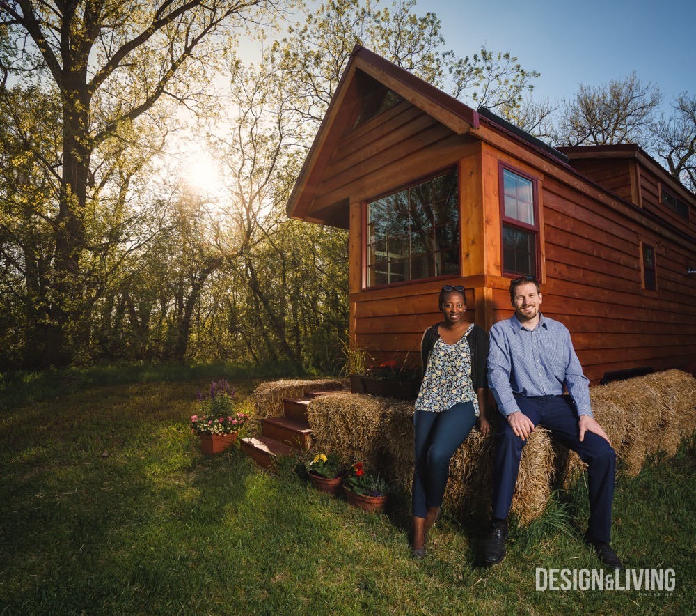 Home Tour Of A Tiny House In The Country