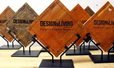 Design & Living Magazine's 2017 People's Choice Awards