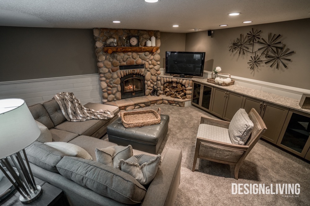 Trever Hill Contemporary Cottage