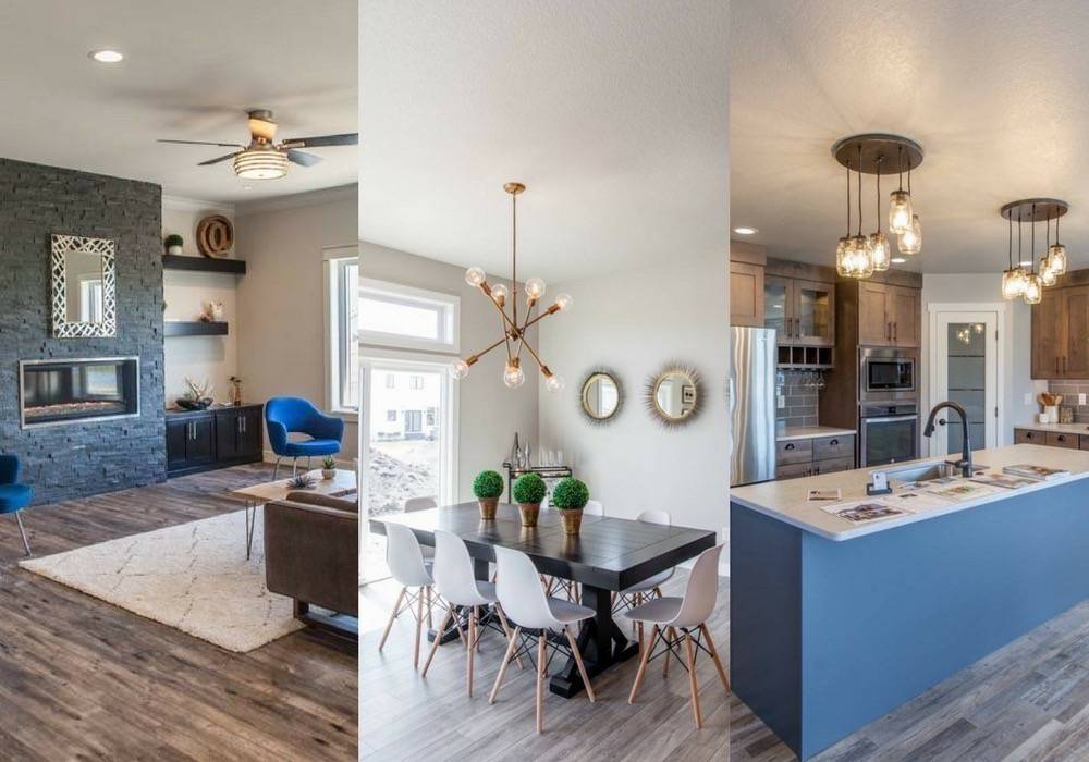 Snapshots Of Homes From Spring Parade Of Homes