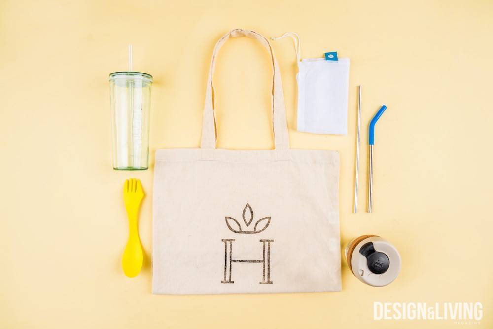 Plastic free in Fargo with FloraPine Home
