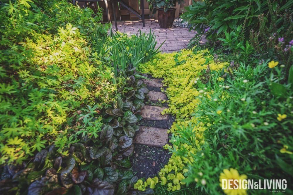 Whimsical garden from Hoglund Landscape & Design