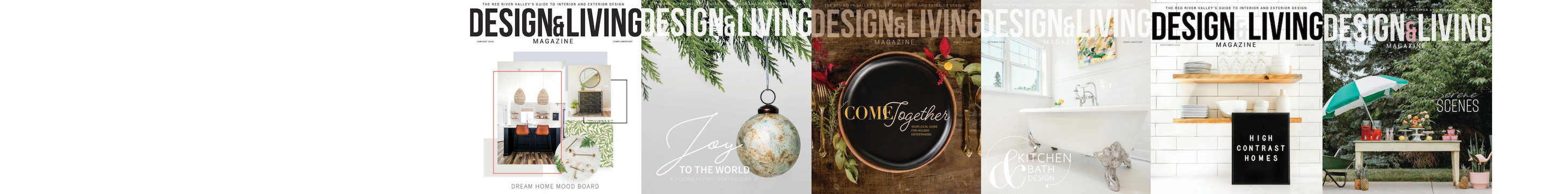 Design and Living Cover Photo